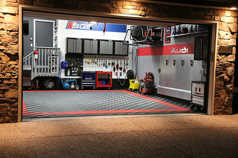 8 Tips for Creating Your Dream Garage or Workshop
