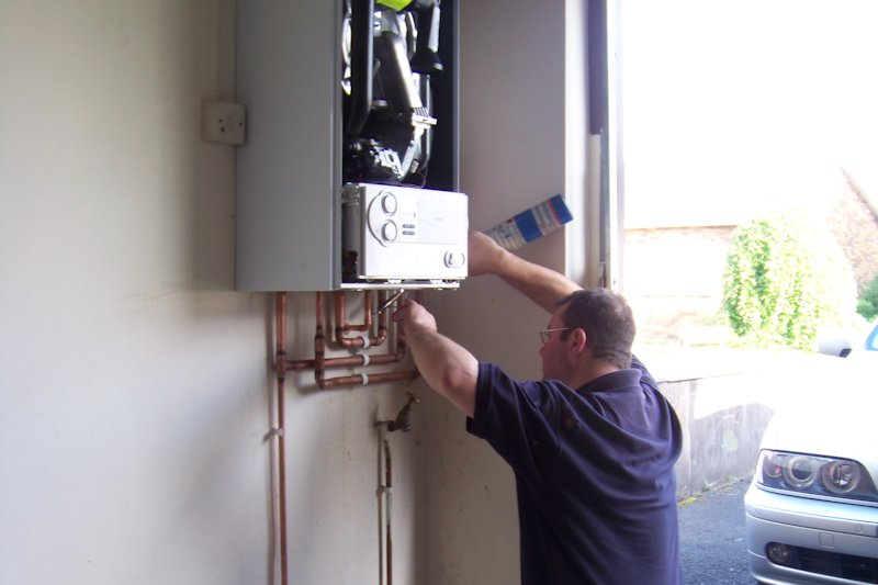 Points of interest of a Combi Boiler
