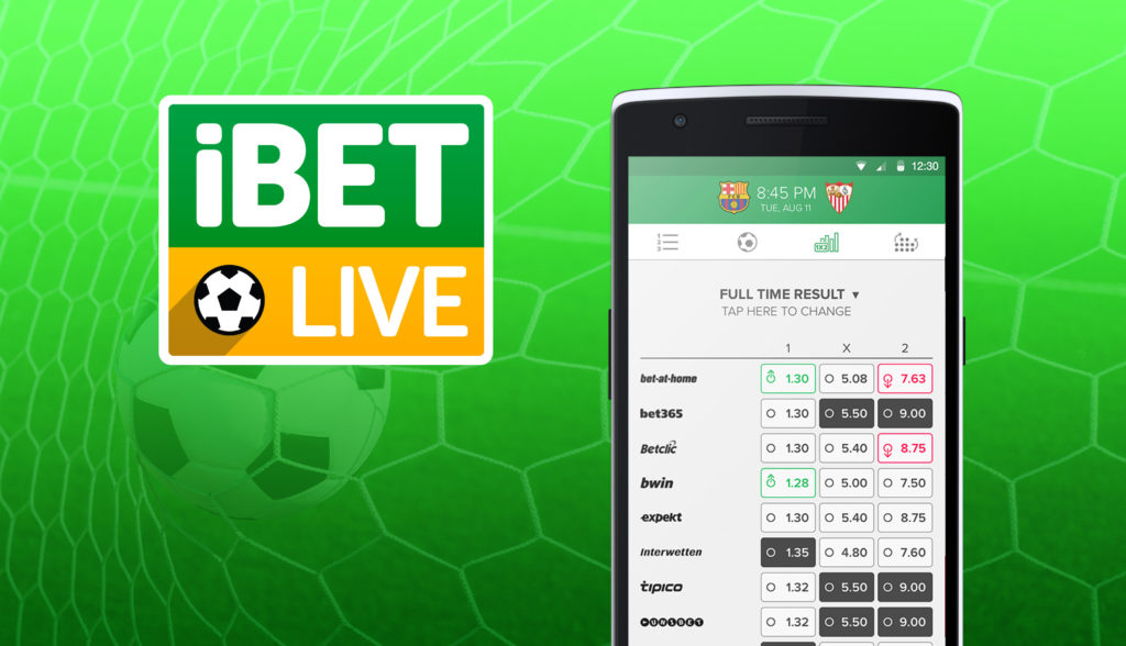 Football Gambling Apps for iPhone / iPad and Android
