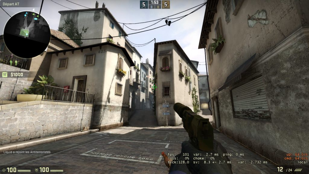 Learn about CS: GO ranking system