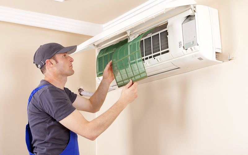 Best air conditioning services with the online payment system