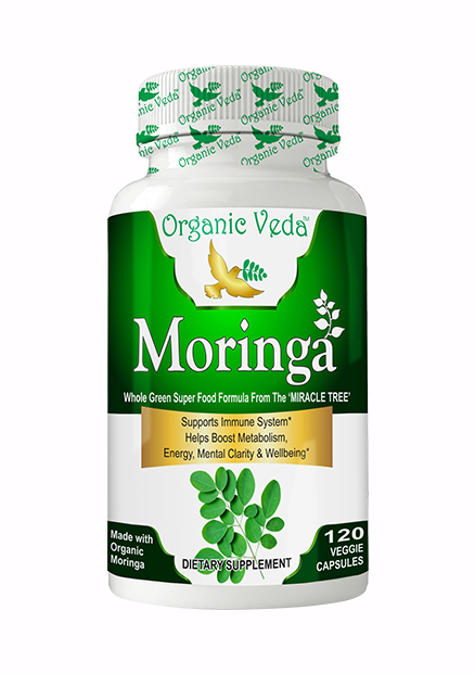 correlation of Moringa