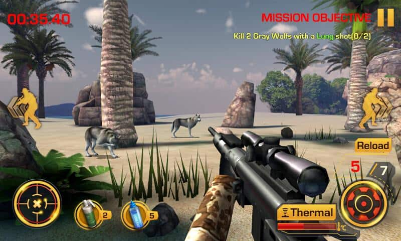 Feel Free To Spend Your Leisure Time In Hunting Games