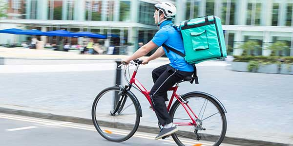 How to choose food courier service?
