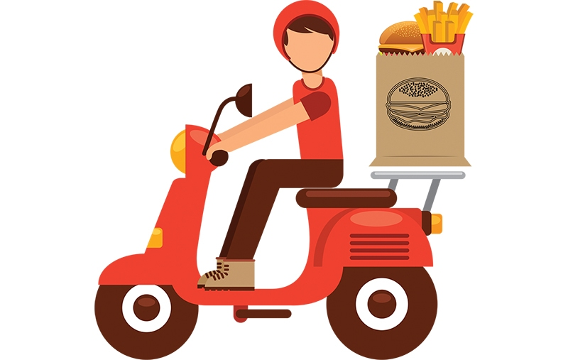 food courier service