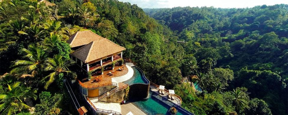 Choose best accommodation in Bali