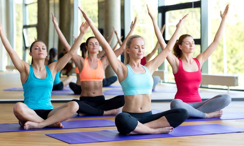 How yoga classes are helpful for getting curves in your body?