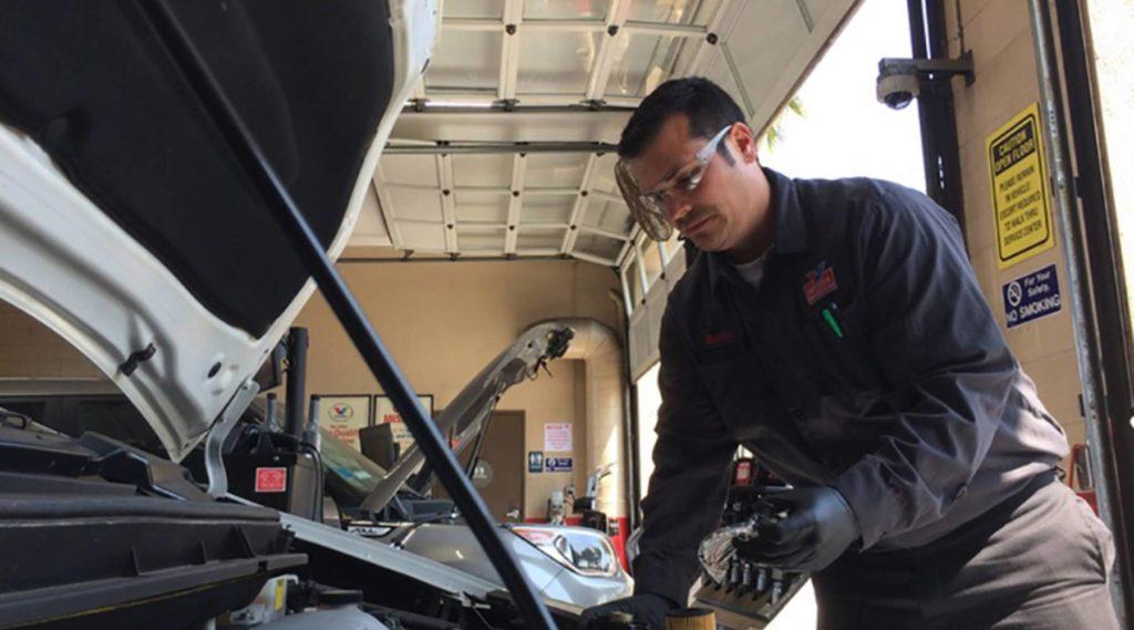 electric car maintenance